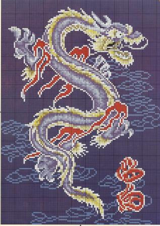 """Слово  """"дракон """" используется в именованиях некоторых реальных видов позвоночных, преимущественно рептилий и рыб."""